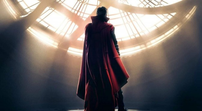 Marvel's Doctor Strange: New Concept Art and Official Photos