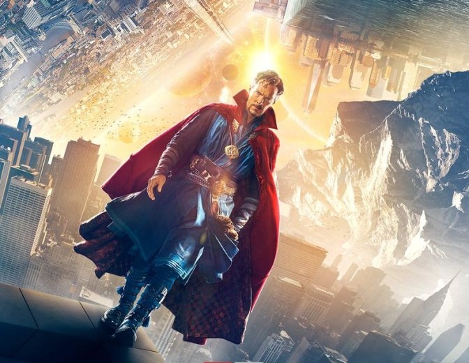Doctor Strange: Moving Posters and Character Posters