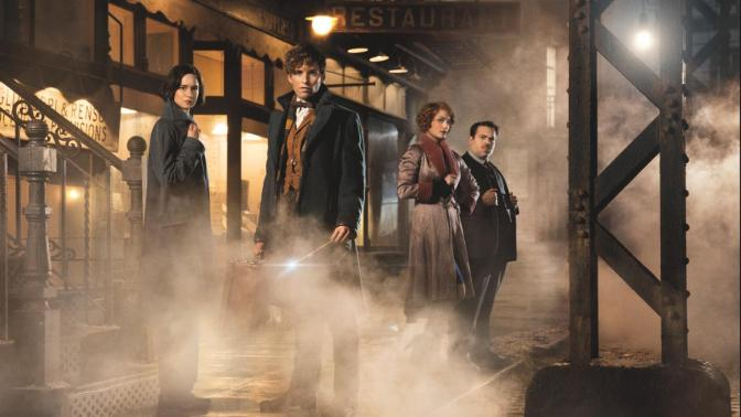 Details for Fantastic Beasts and Where to Find Them