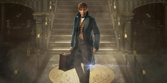The Creatures of Fantastic Beasts and Where to Find Them