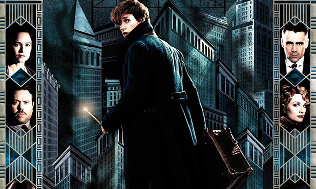 New Trailer for Fantastic Beasts and Where to Find Them