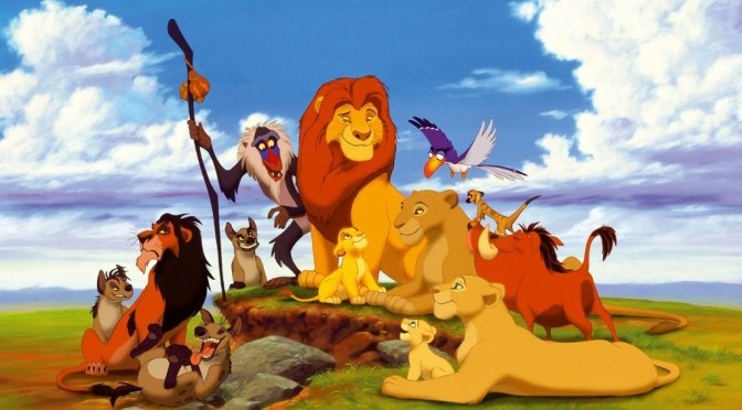 Jon Favreau to Direct Live Action Adaptation of Lion King