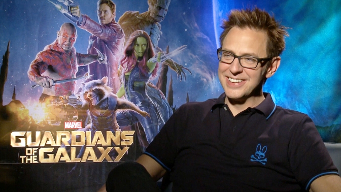 James Gunn Answers Questions About Guardians of the Galaxy Vol. 2 and More