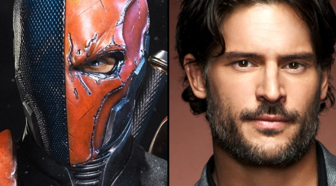 Joe Manganiello Confirmed as Deathstroke in Batman Movie