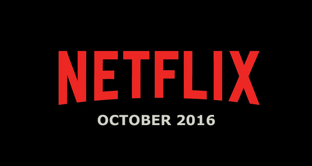 Titles that will Become Available and those Leaving Netflix in October