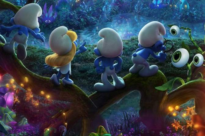 Trailer for Smurfs: The Lost Village