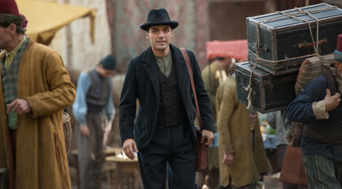 Trailer for The Promise with Oscar Isaac and Christian Bale