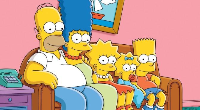 FXX Announces 600 Episode Simpsons Marathon