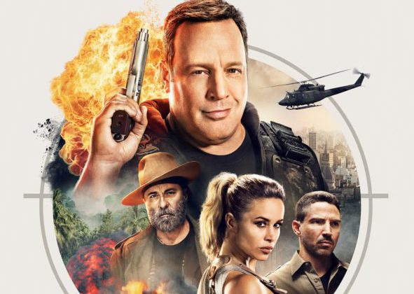 Trailer for Memoirs of an International Assassin Featuring Kevin James