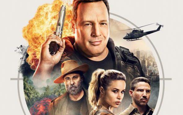 Trailer for Memoirs of an International Assassin Featuring Kevin James