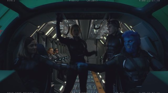 X-Men: Apocalypse Blooper Reel