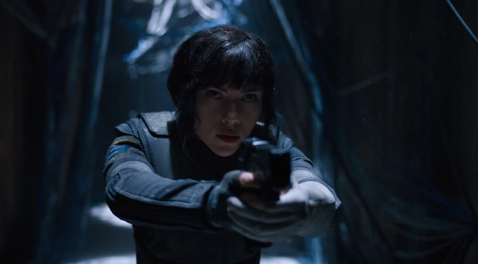 Teasers for Live Action Ghost in the Shell