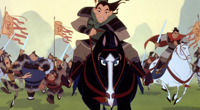 Live-Action Adaptation of Disney's Mulan Gets Release Date