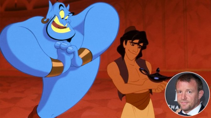 Guy Ritchie In Talks to Direct Live Action Aladdin