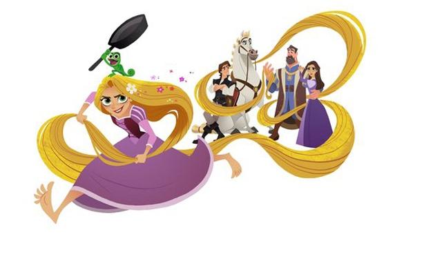 Teaser Trailer for Tangled Series on Disney Channel