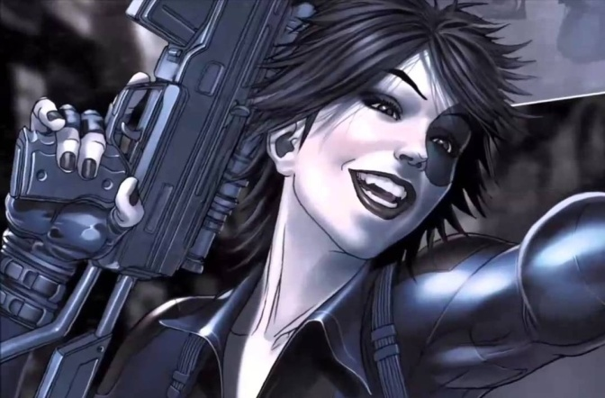Short List of Actresses to Play Domino in Deadpool 2
