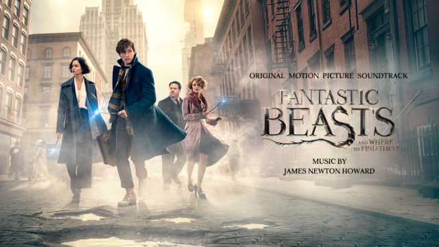 Listen to the Main Theme for Fantastic Beasts and Where to Find Them