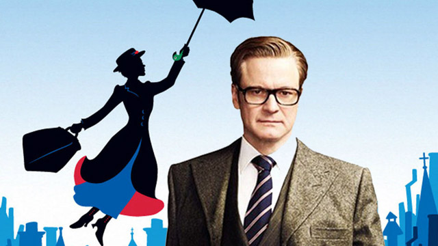 Colin Firth to Join Cast of Mary Poppins Returns