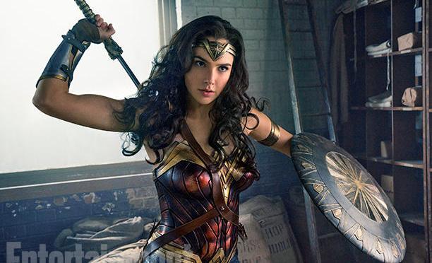 International Trailer for Wonder Woman