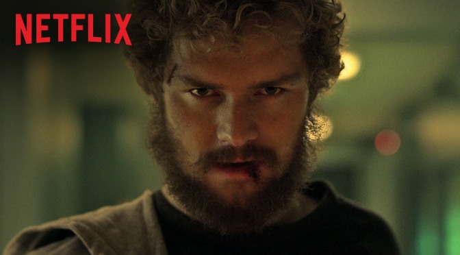 Teaser Trailer and Official Image for Marvel/Netflix's Iron Fist