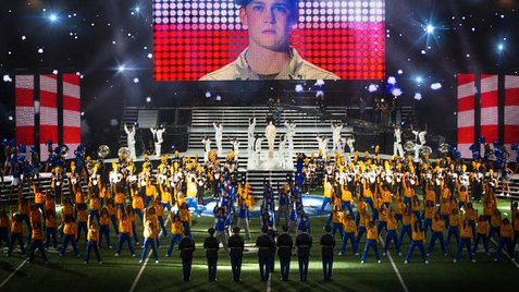 Trailer for Billy Lynn's Long Halftime Walk