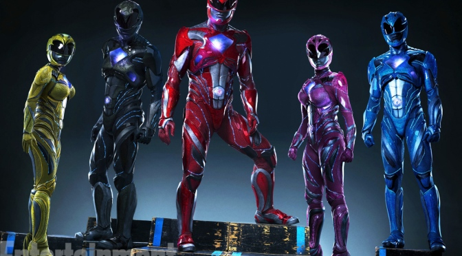 NYCC: Trailer for Power Rangers Reboot