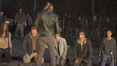 Potential Walking Dead Alternate Death Scene Leaked?