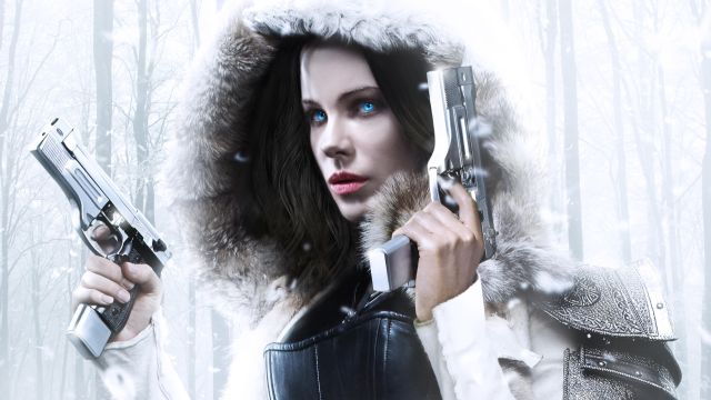 Trailer for Underworld: Blood Wars