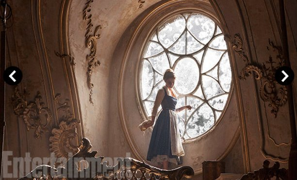 Official Images of Disney's Live Action Beauty and the Beast