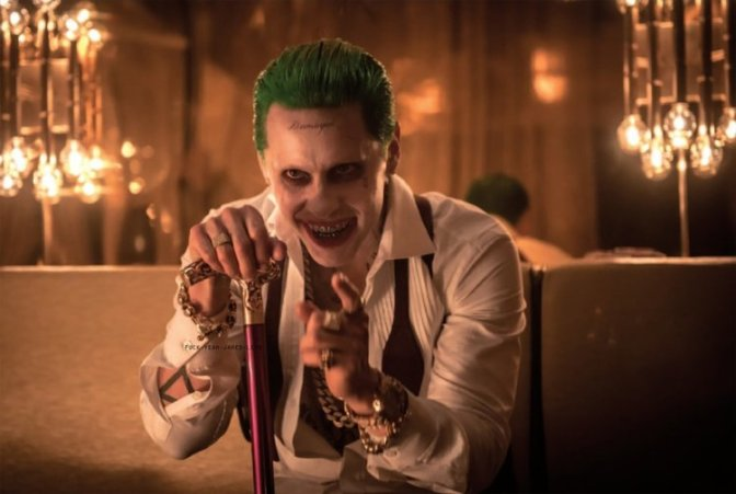 Suicide Squad: All the Deleted Joker Scenes