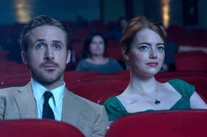 "La La Land Trailer and Song ""City of Stars"""
