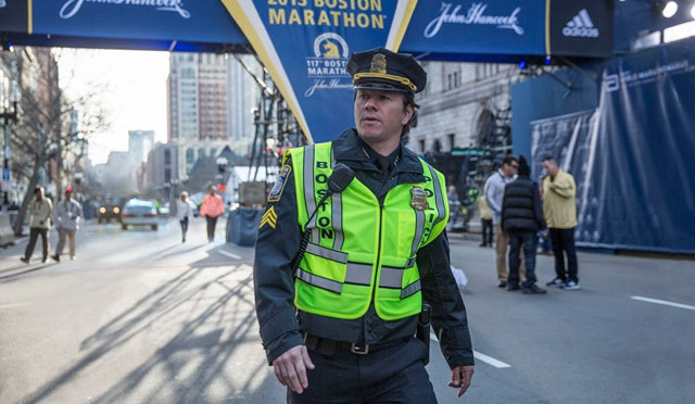 Trailer for Patriots Day with Mark Wahlberg