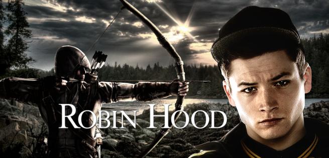 Afbeeldingsresultaat voor robin hood 2018 poster