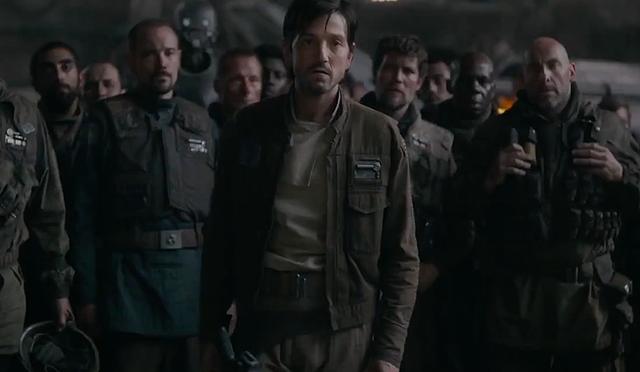 New Rogue One International Trailer and TV Spot