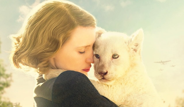 Trailer for The Zookeeper's Wife