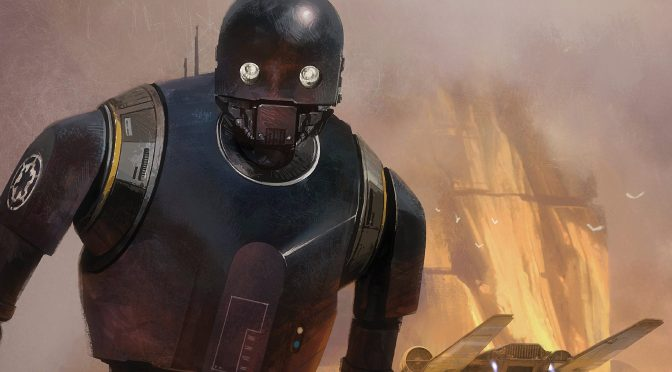 Art of Rogue One Book Reveals Scrapped Ideas