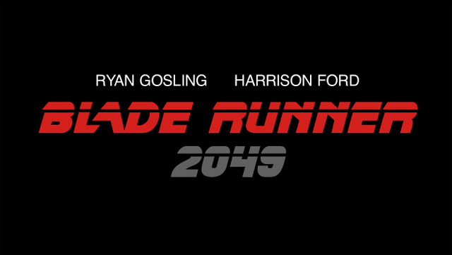 First Trailer for Blade Runner 2049