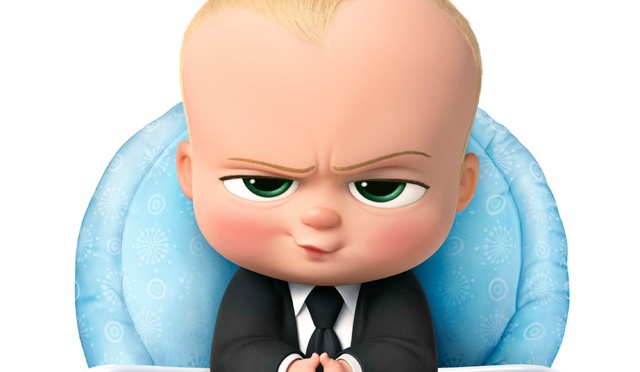 Trailer for Boss Baby
