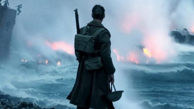 Trailer for Christopher Nolan's Dunkirk