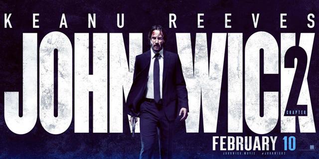 Trailer for John Wick: Chapter 2