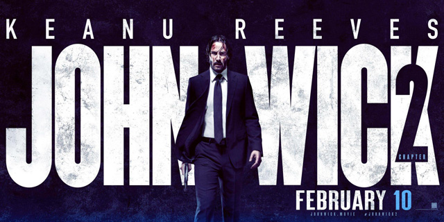 Trailer for John Wick: Chapter 2
