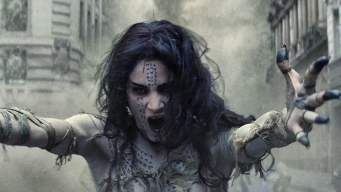Trailer for Universal's The Mummy Feat. Tom Cruise