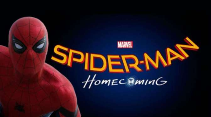 International Trailer for Spider-Man: Homecoming