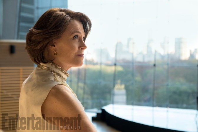 First Look at Sigourney Weaver in Marvel/Netflix's The Defenders