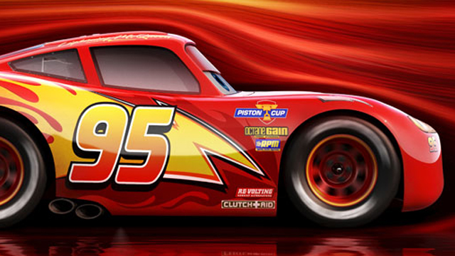 Trailer for Pixar's Cars 3
