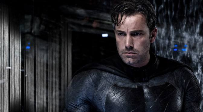 Ben Affleck Confirms He Will Be Directing The Batman
