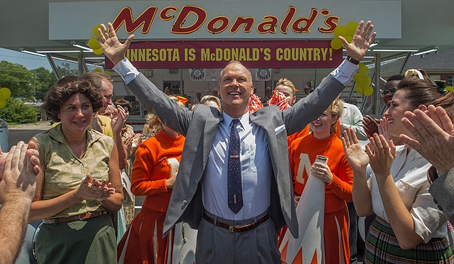Trailer for The Founder feat. Michael Keaton