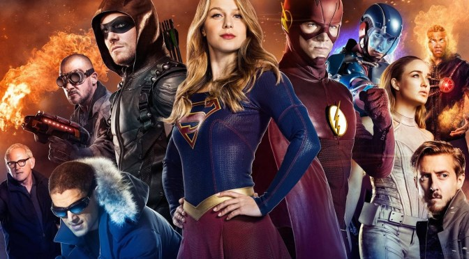 Synopsis for Mid-Season Returns of Supergirl, Flash, Arrow and Legends