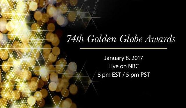 Full List of Golden Globe Award Winners
