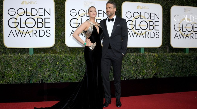 Golden Globes: Cold Open Video and Red Carpet Pictures